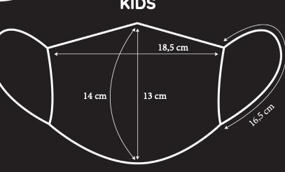 talla niños
