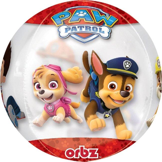 Globo Orbz PAtrulla Canina Paw PAtrol