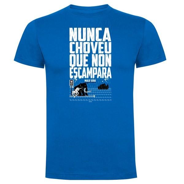 camiseta-nuncachoveu-hombre