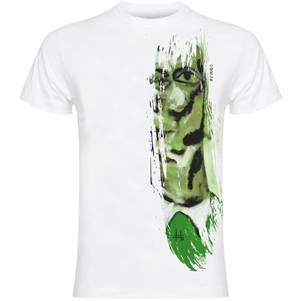 Camiseta RAyo art for dent