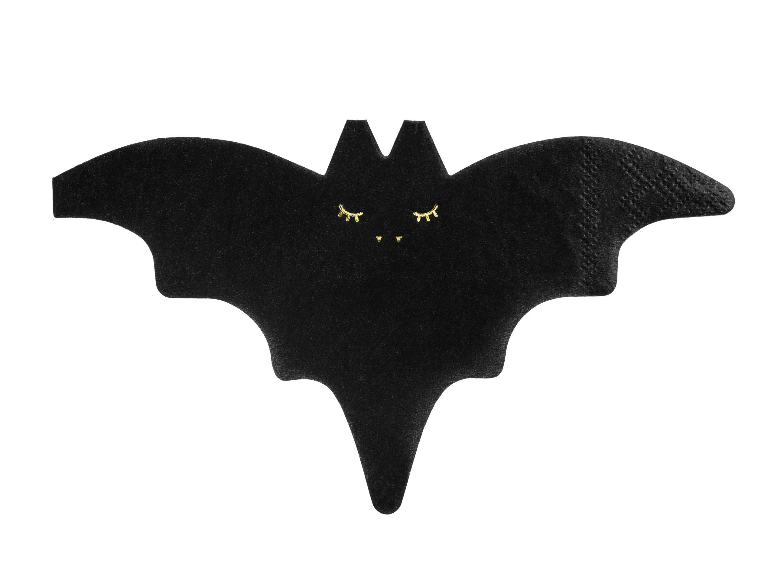 servilleta murciélago