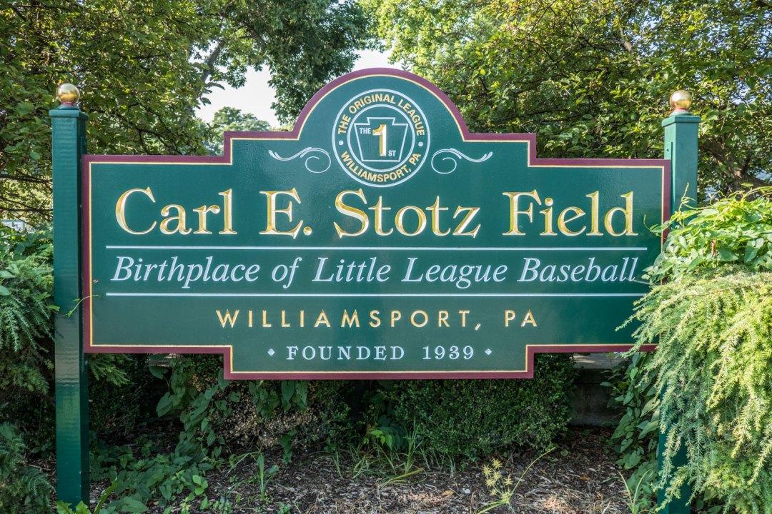 Carl-E-Stotz-Field-sign-Williamsport-PA-1600x1067