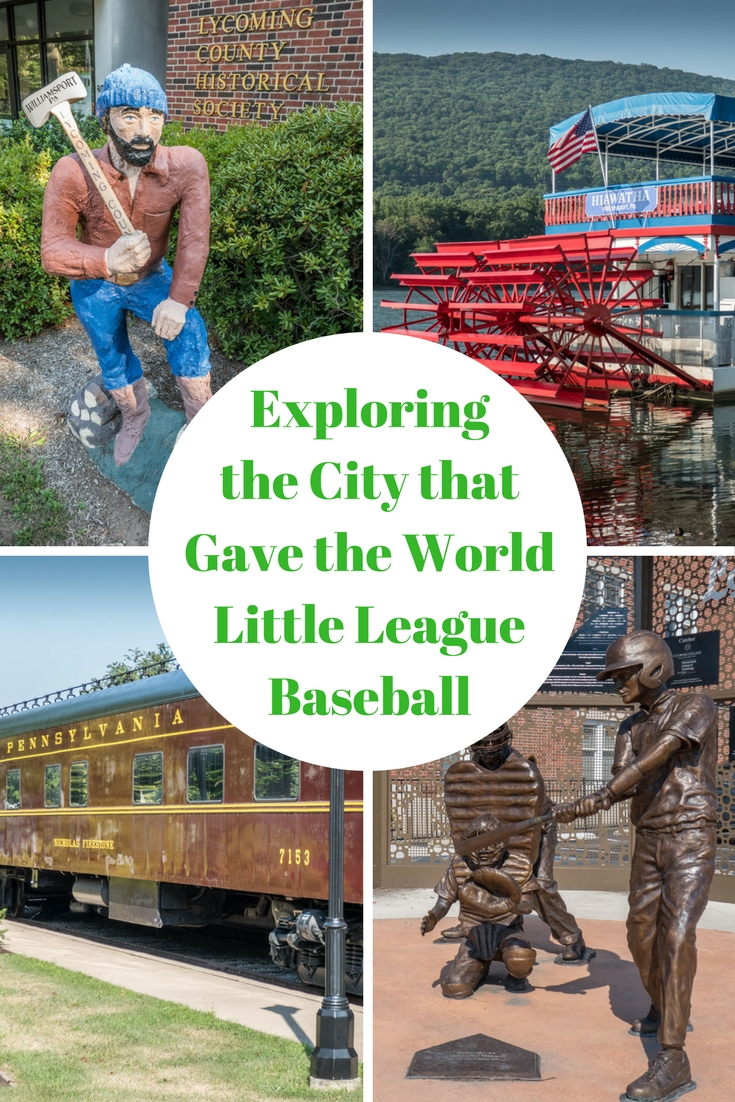 Pinterest Exploring the City that Gave the World Little League Baseball