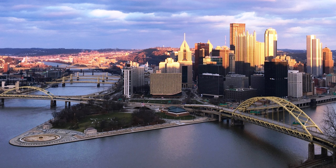 A Pennsylvania Native Spends His First Day in Pittsburgh After 36 Years