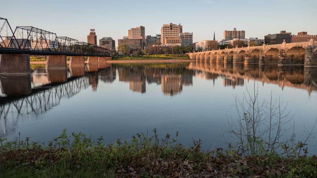 Susquehanna River Harrisburg