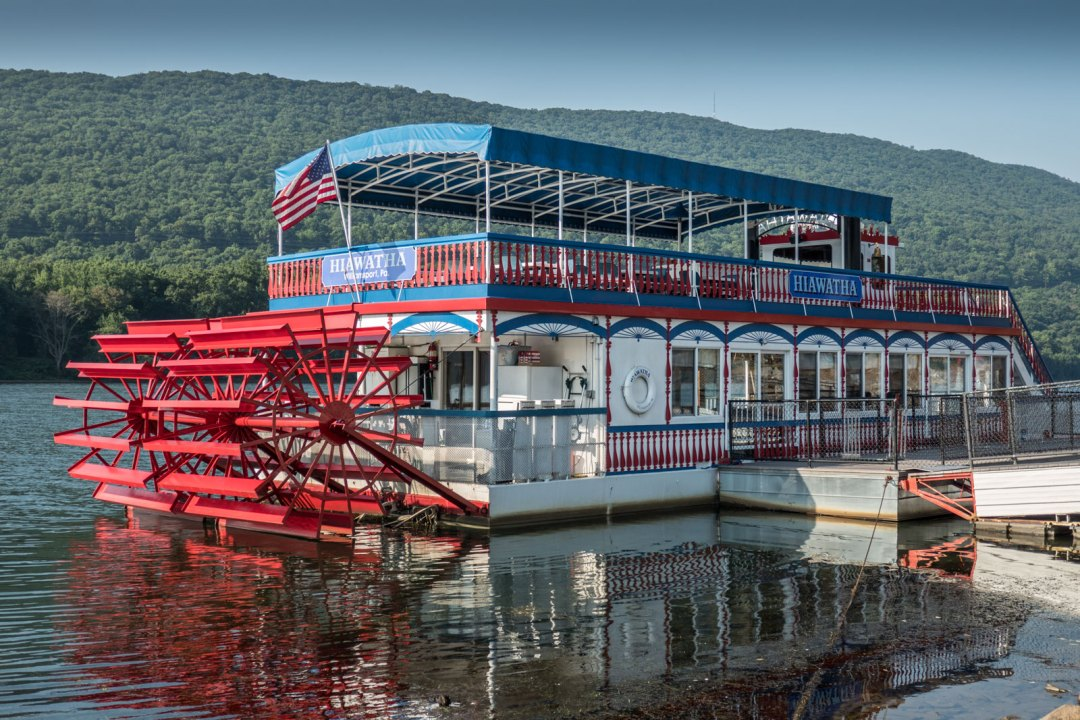 Hiawatha Riverboat