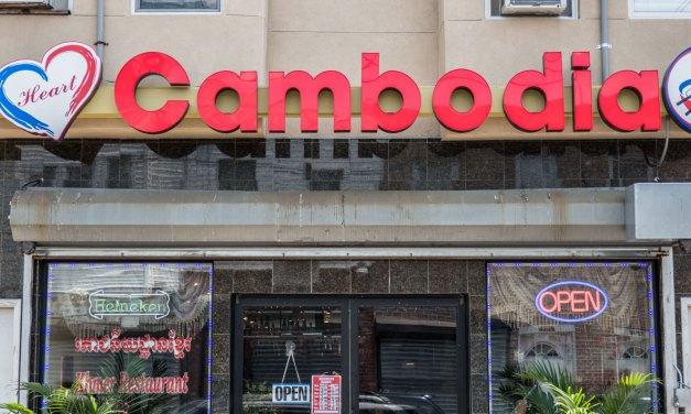Exploring Philadelphia's Cambodia Town