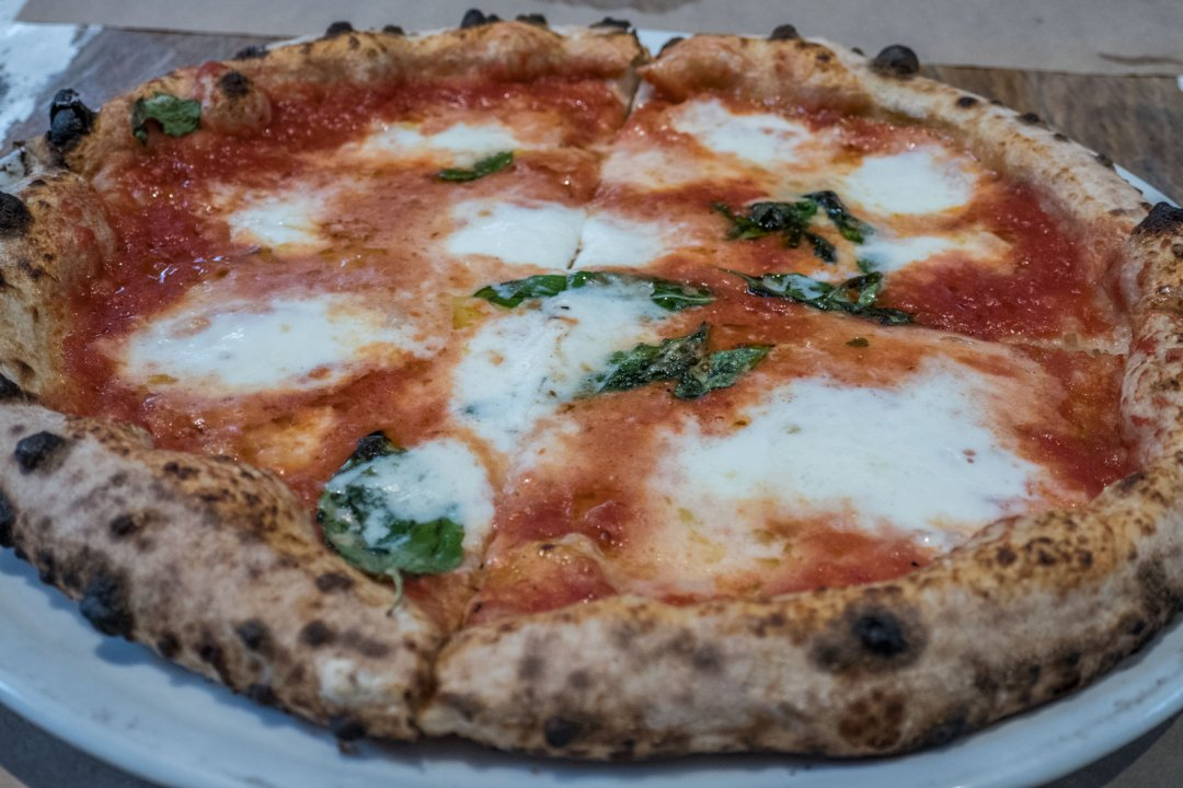 DOC pizza at Ribalta Atlanta