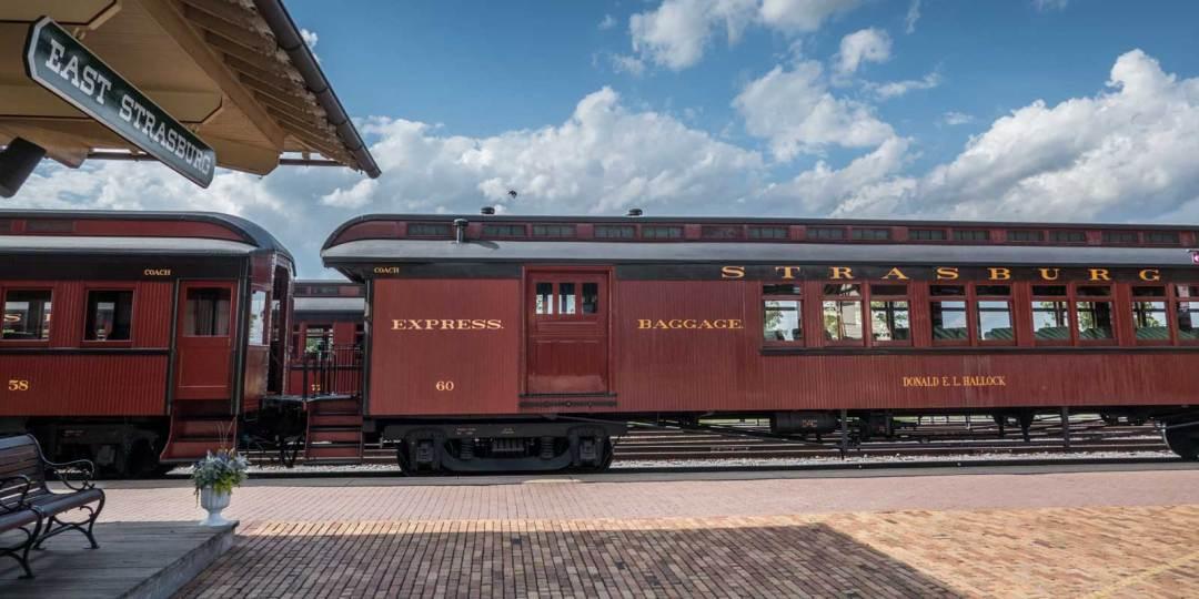 East Strasburg Railroad