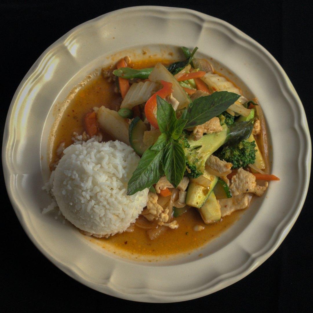 Restaurant Review Carlisle Thai Cuisine Pennsylvania