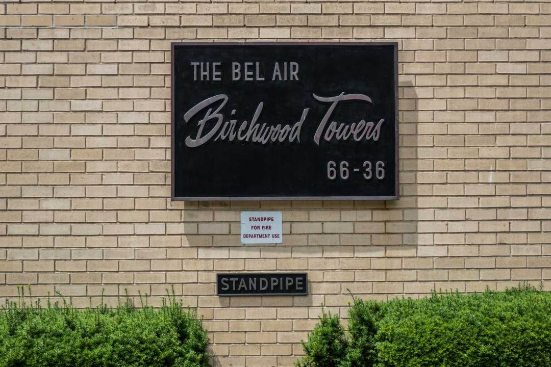 The Bel Air Birchwood Towers Forest Hills Queens New York City