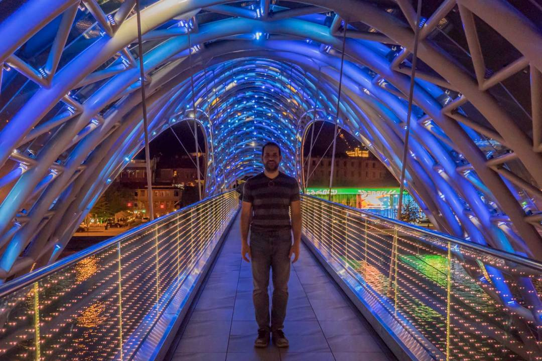 Brian-on-Bridge-of-Peace-Tbilisi-Georgia-1600x1067