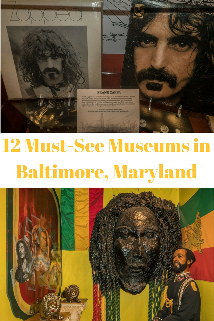 Pinterest - 12 Must-See Museums in Baltimore Maryland