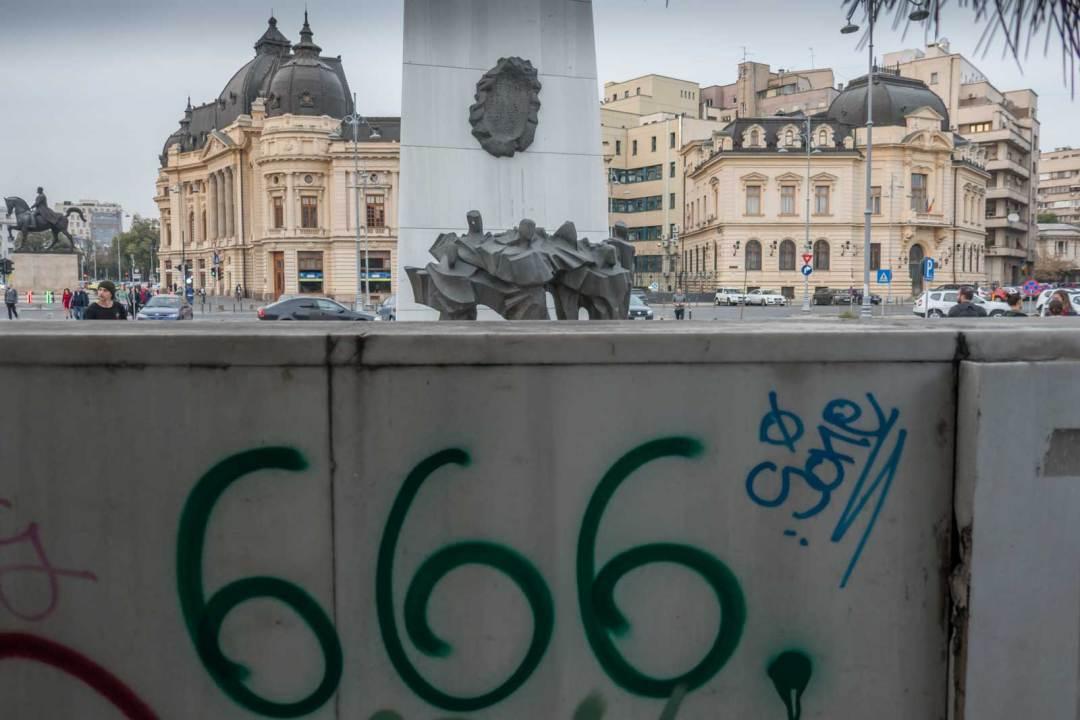 666 Revolution Square Bucharest Romania