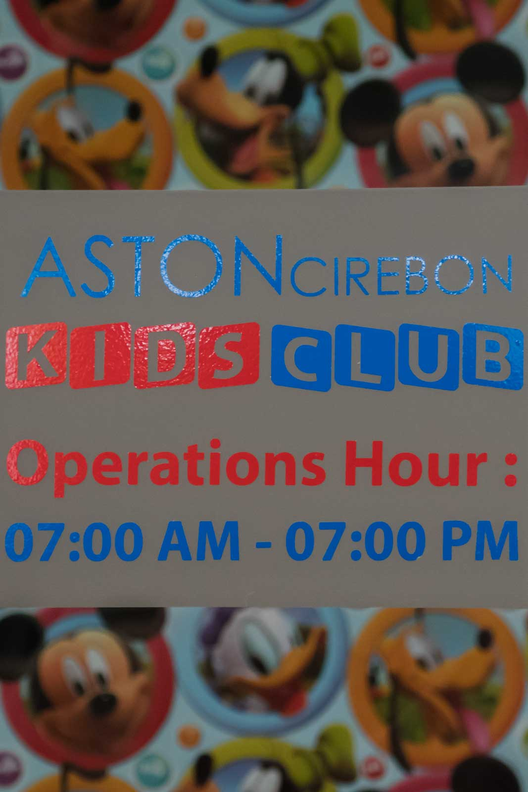 Aston Cirebon Kids Club