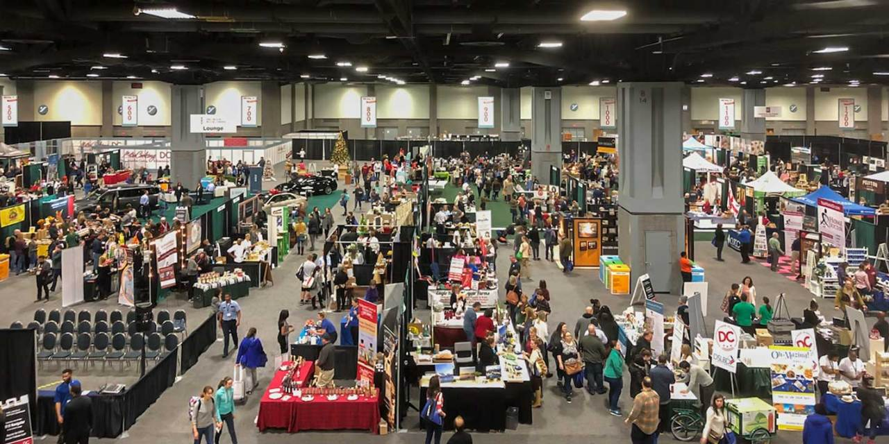 12th Annual MetroCooking DC Show: A Review