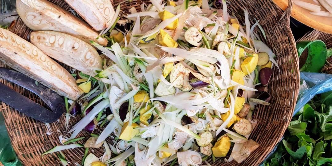 vegetable soup Cambodian Cuisine