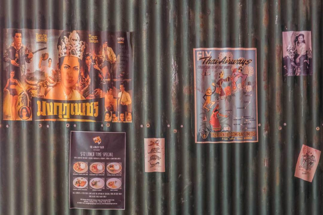 wall-posters-at-The-Ginger-Tiger-Parramatta-Sydney-1600x1067