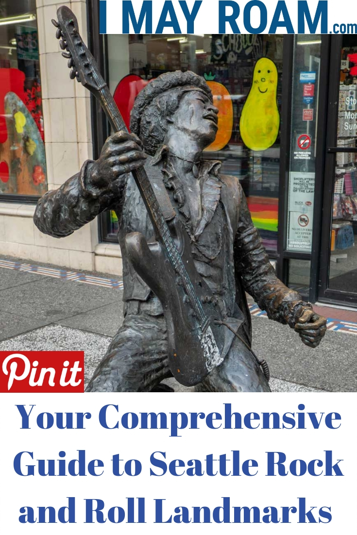 Pinterest Your Comprehensive Guide to Seattle Rock and Roll Landmarks to Visit