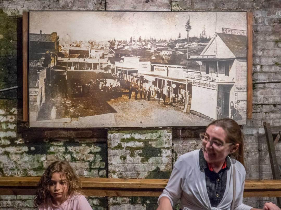 Bill Speidel's Underground Tour of Seattle