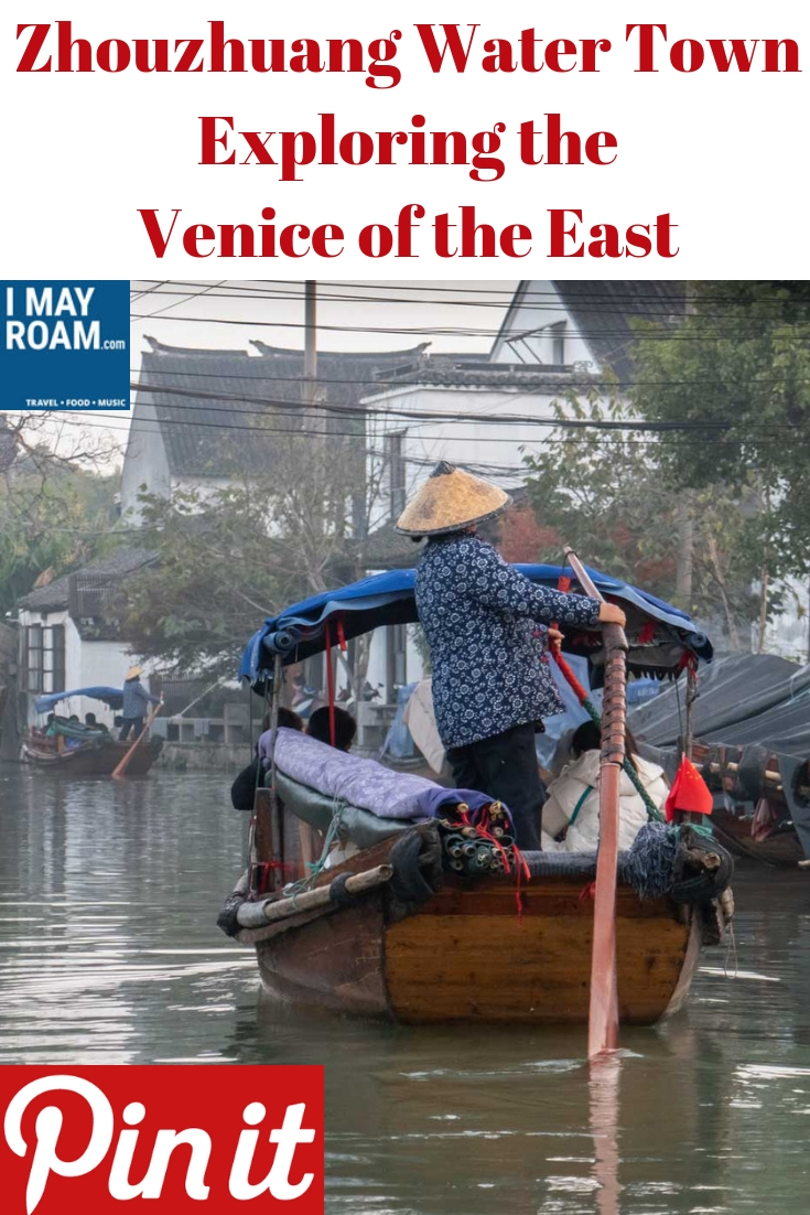 Pinterest Zhouzhuang Water Town - Exploring the Venice of the East