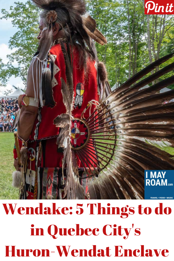 Pinterest Wendake 5 Things to do in Quebec City's Huron-Wendat Enclave