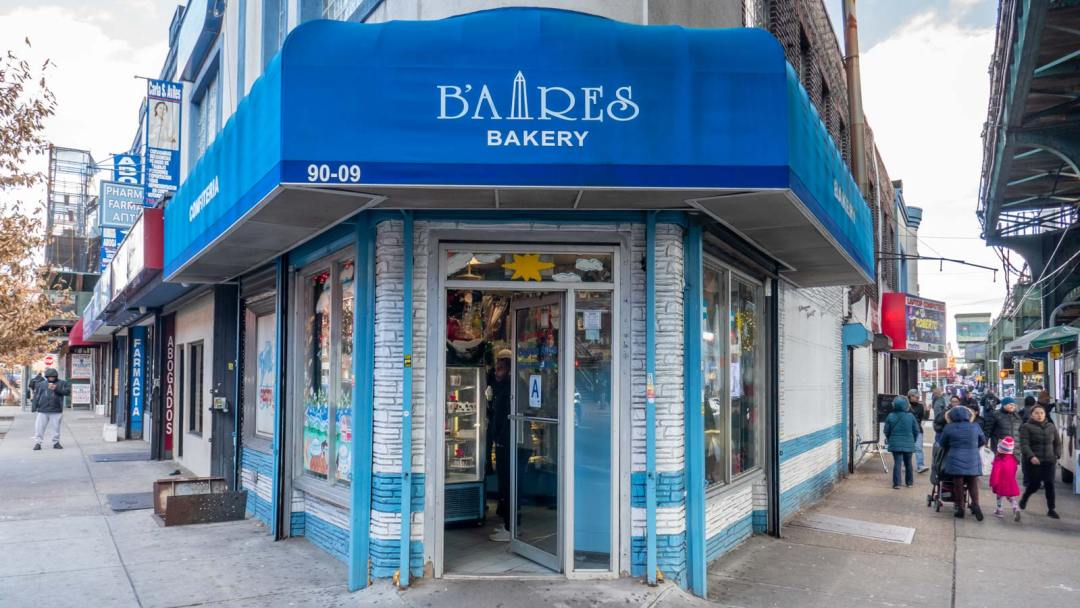 Buenos Aires Bakery Jackson Heights Queens