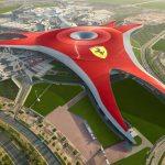 Ferrari World Yas Island Abu Dhabi 1600x1200 I May Roam