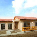夫婦二人で住む平屋のバリアフリー住宅の新築設計、デザイン|愛知県一宮市
