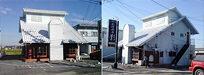 リフレクソロジー&カフェローズクォーツの改装前のテナント店舗