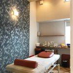 鍼灸接骨院の鍼灸室|設計・デザイン|みやび鍼灸接骨院