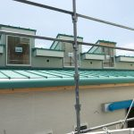 新築設計デザインした日間賀島の絶景の二世帯住宅の壁紙