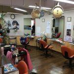 移転する前の美容室のテナント店舗|名古屋市中区