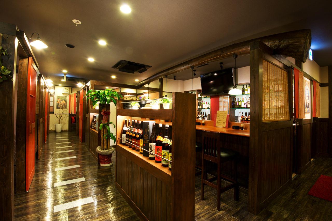 もつ屋の店舗改装、増築デザイン、設計|岐阜県大垣市