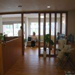 接骨院のテナント店舗改装デザイン、増築設計の待合室、施術室|岐阜県岐阜市