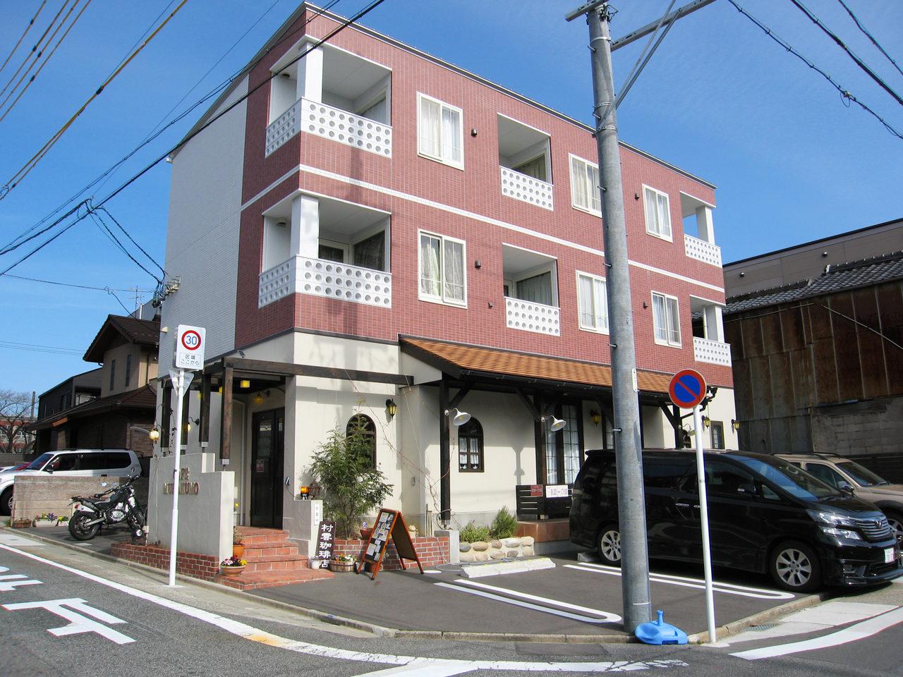 デザイナーズ賃貸マンションの新築設計・デザイン|名古屋市