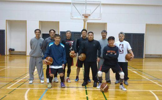 バスケットボール一宮市民戦