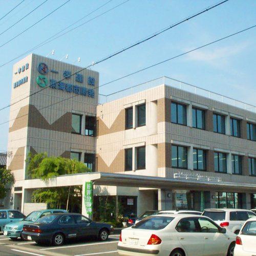 オフィス、事務所ビルの新築設計、デザイン|愛知県一宮市