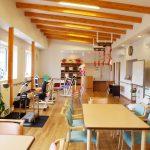 設計、デザインしたリハビリデイサービスの食堂及び機能訓練室
