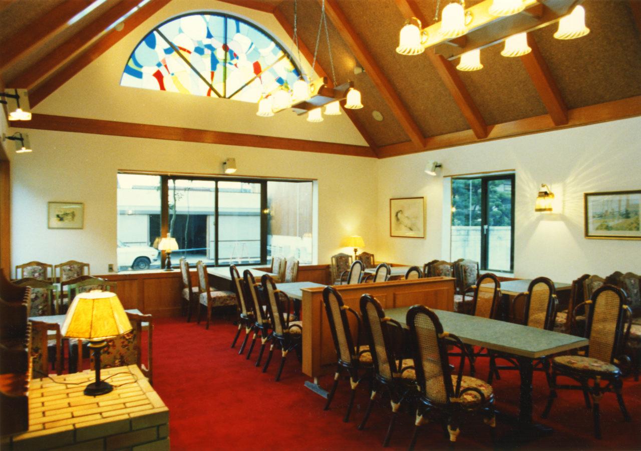 ハンバーグレストラン、ステーキレストランの店舗デザイン、新築設計 名古屋市