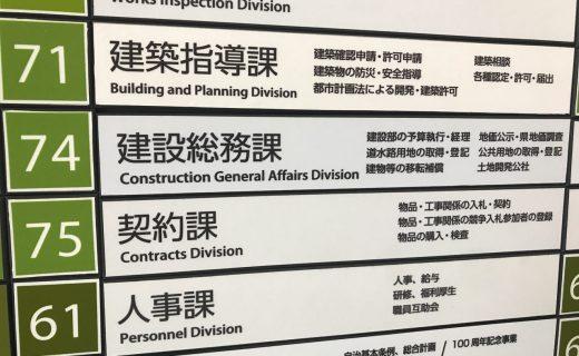 グループホームの建築許可申請