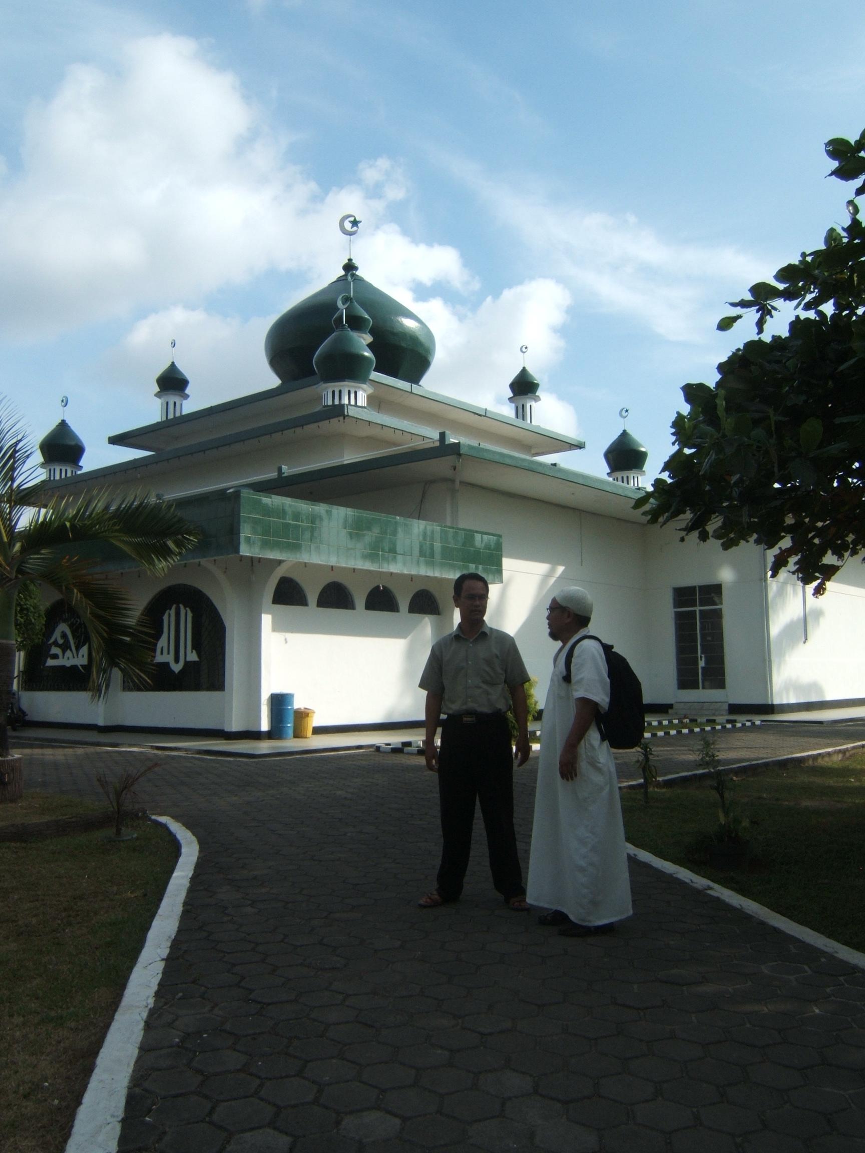 Masjid Raya Tanjung Pinang
