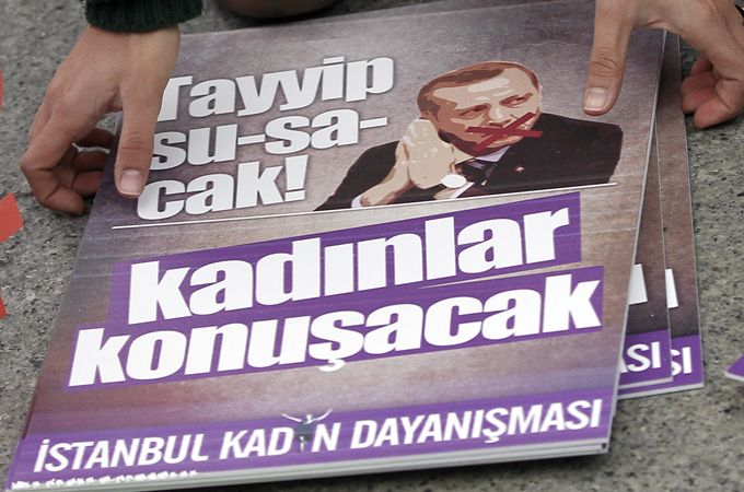 Can Turkey's secularists defeat Erdogan?