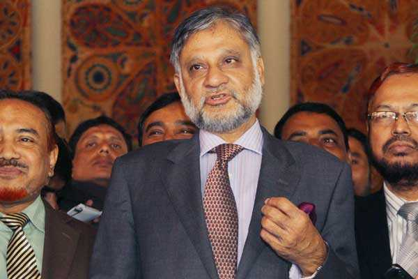 No return for Barrister Razzak?
