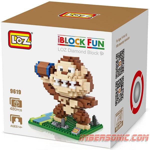 LOZ DIAMOND BLOCK COD.9619