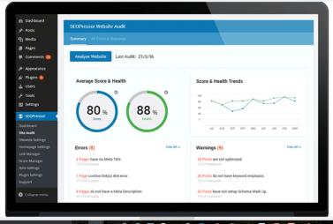 SEOPressor Dashboard 300x202 - SEOPressor Connect Plugin Review | IM Tools