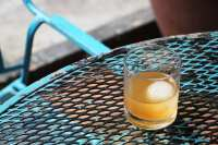 Scotch and Coconut Cocktail - Imbibe Magazine
