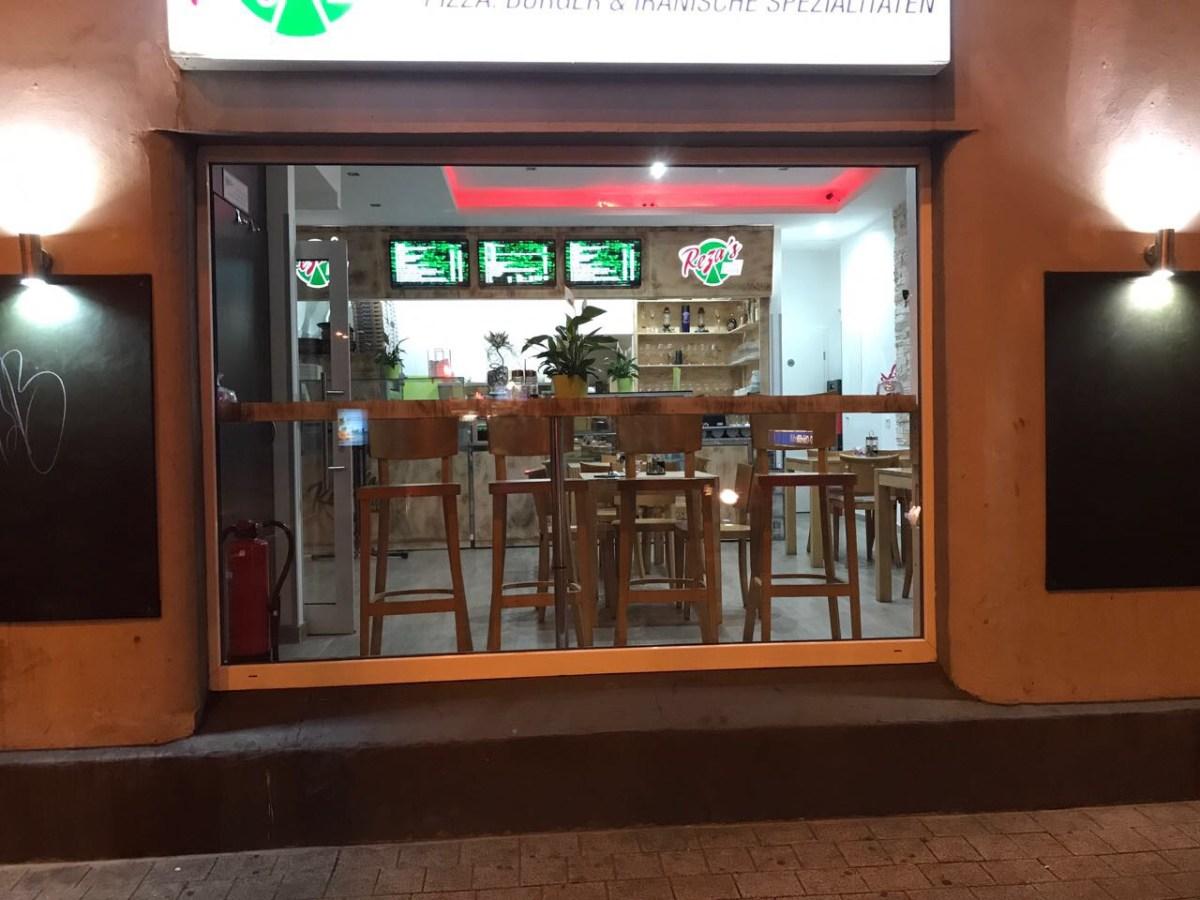 Restaurant Außenansicht