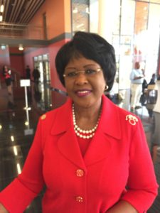 Dr. Arikana Chihomburi Quao, African Union ambassador to the United States