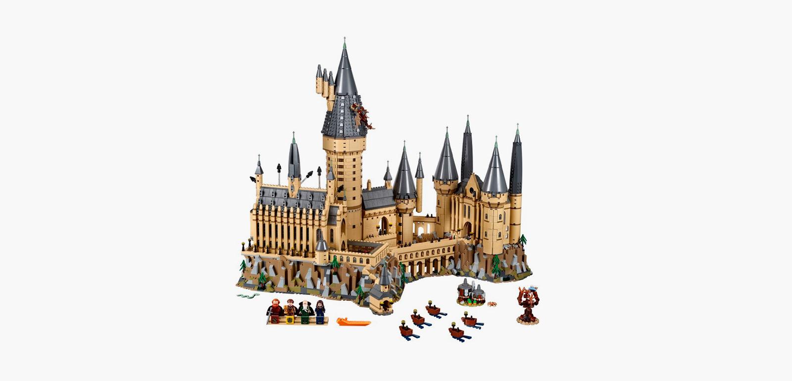 LEGO Harry Potter Hogwarts Castle - IMBOLDN